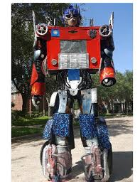 optimus prime birthday party transformers costumed characters birthday party houston