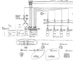 subaru coil wiring diagram subaru wiring diagrams instruction