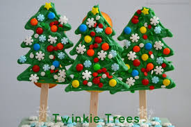 twinkie trees ding dong ornaments the domestic rebel