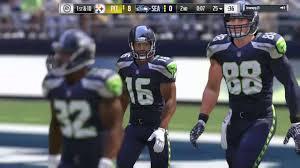 seahawks game thanksgiving steelers vs seahawks madden 17 full game live stream commentary
