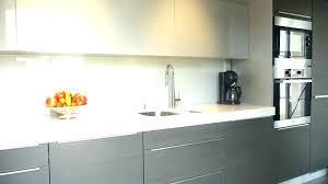credence cuisine blanc laqué credence cuisine verre sur mesure credences de cuisine en verre