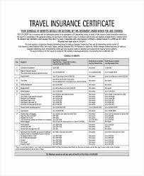 auto insurance declaration page template awesome insurance certificate template 10 free word pdf doents
