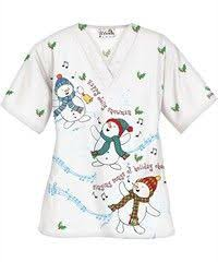 Thanksgiving Scrub Tops Unless Of Course I U0027m Feeling Like It Would Be A Good Day To Wear