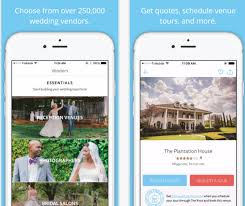 wedding planner apps these 4 free wedding apps will save you when planning your big day