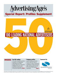 jim falk lexus robertson 50 100 leading national advertisers th annual