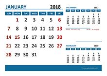 free printable 2018 uk calendar templates with holidays