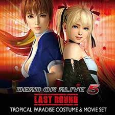 buy dead or alive 5 last round tropical paradise costume u0026 movie