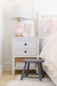 How To Make End Tables With Drawers by 2 Drawer End Table Free Plans A Burst Of Beautiful