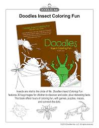 doodles ave coloring books for children educational coloring