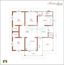 architecture kerala beautiful elevation and its floor plan