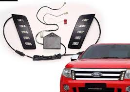 ford ranger ford ranger t6 day time driving lights