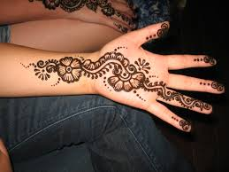 simple henna tattoo on hand hennas henna flowers and flower tattoos