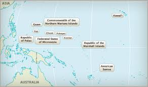map of us islands and islands pacific climate education partnership
