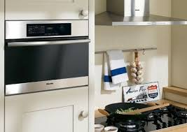 Miele Ovens And Cooktops 6 Energy Efficient Convection Microwave Ovens For Small Kitchens