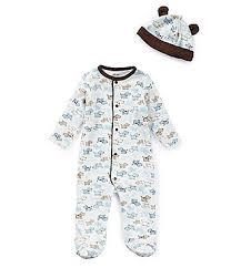 baby boy pajamas sleepwear dillards