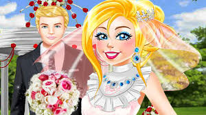 Wedding Dress Up Games For Girls Now And Then Barbie Wedding Day Barbie Dress Up Games For Girls