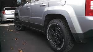 tires on stock jeep patriot jeep patriot forums view single post patriot tire