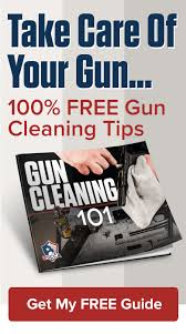 cleaning your glock made simple 10 easy steps towards a clean gun