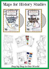 Tos Map Tos Crew Review Homeschool In The Woods Map Sets Day By Day In