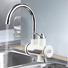 kalte k che elektrische durchlauferhitzer wasserhahn instant warmwasserhahn