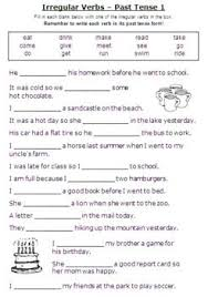 ideas of grammar worksheets for teaching english as a second