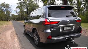 lexus lx 570 2017 2017 lexus lx570 0 100km h u0026 engine sound youtube
