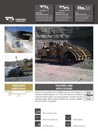 tesmec trenchers catalogue 2015 en 1150xhd rh transmission