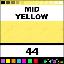 mid yellow art supplies encaustic wax beeswax paints 44 mid
