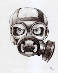 skull mask drawings pictures drawings ideas for