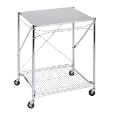 stainless steel folding table honey can do folding urban stainless steel work table free