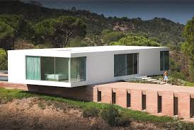 one floor house the one floor contemporary portuguese house in melides