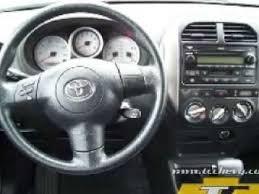 Toyota Rav4 2001 Interior 2005 Toyota Rav4 Youtube