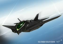 concept jets v35 stingray stealth fighter by kronium cars
