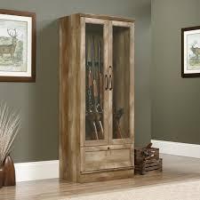 btj cabinet door company 419342 in by sauder in gainesville fl gun display cabinet