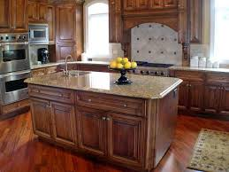 Kitchen Island Granite Countertop Kitchen Countertops Quartz Countertops White Kitchen Cabinets