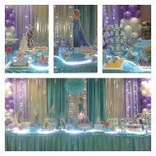 frozen party supplies beautiful table setting frozen olaf party decorations frozen