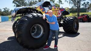 monster jam monster truck 2015 review carsguide