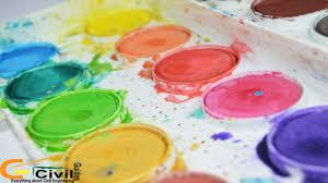 what is paint definition properties u0026 components of paints