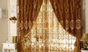 Living Room Valance Curtains Curtains With Valance For Living Room