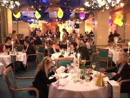 New Year S Eve Dinner Decoration by New Year U0027s Eve Hotel Kulm Arosa Switzerland Sd Stock Video