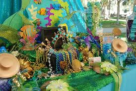 mermaid party ideas birthday party ideas mermaid party our humble hive