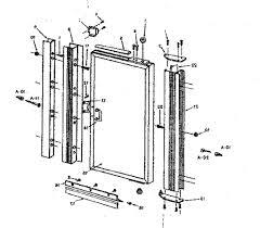 shower door spacer shower door parts l91 on top home design ideas with shower door
