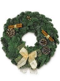 Decorated Christmas Wreaths Artificial by Christmas 2014 11 Best Real Wreaths The Independent