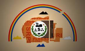 Orange Flag Meaning Racism Window Rock Retaliation U0026 Rebellion U2013 Indigenous Action