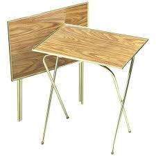 tv tray tables target folding tray table l rectangular folding tray folding tv tray tables