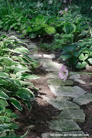 easy inexpensive landscaping ideas natural random flagstone