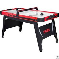 air powered hockey table new 60 air powered hockey table sound effects led score game espn