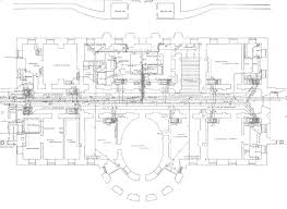 the white house floor plan west wing