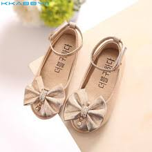 Flower Girls Dress Shoes - online get cheap girls silver dress shoes aliexpress com