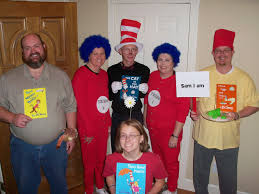 everybody u0027s aunt andi halloween costume and party ideas dr seuss